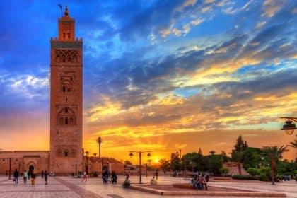 Mesquita Koutoubia - Marrakech, Marrocos