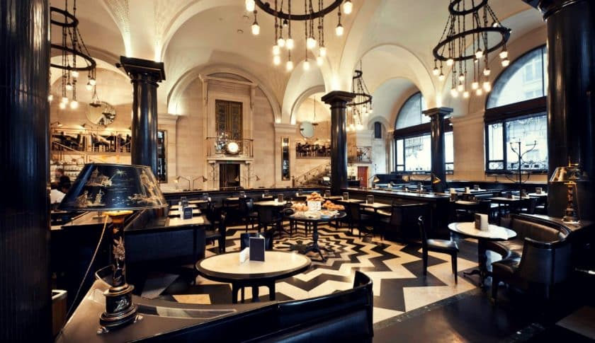 Onde Comer em Londres - The Wolseley