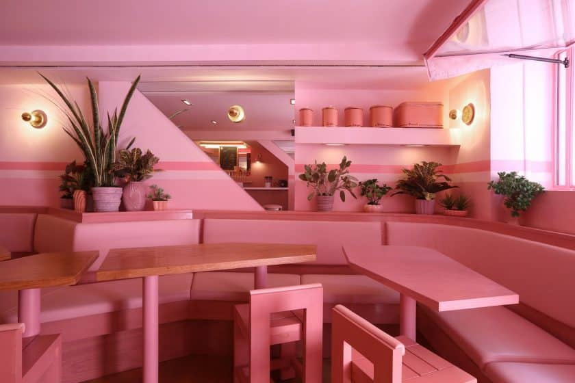 Restaurantes Cor de Rosa - Pietro Nolita