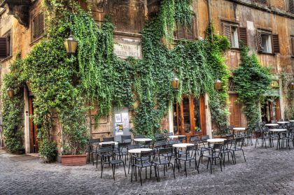 Bar della Pace - Roma