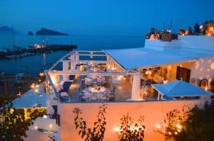 Bacalii Lounge Bar - Panarea, Itália