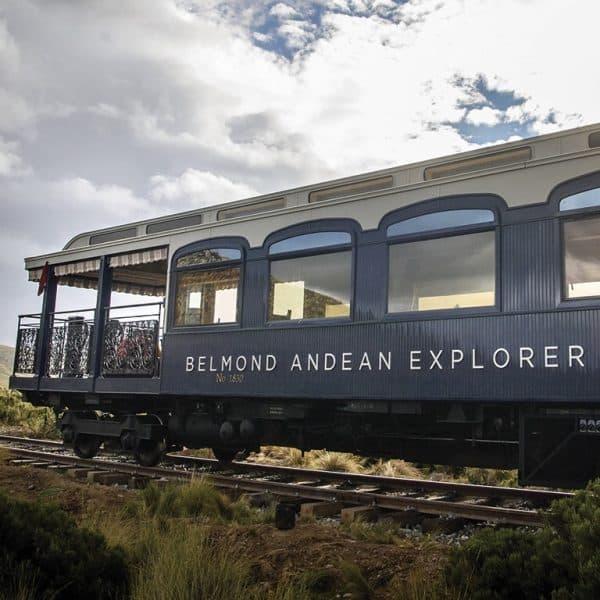 Belmond Andean Explorer - Peru