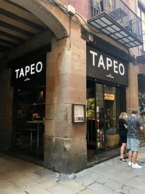 Barcelona em 36 Horas - El Born - Tapeo