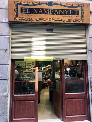 Barcelona em 36 Horas - El Born - El Xampanyet