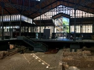 Barcelona em 36 Horas - Antigo Mercat del Born