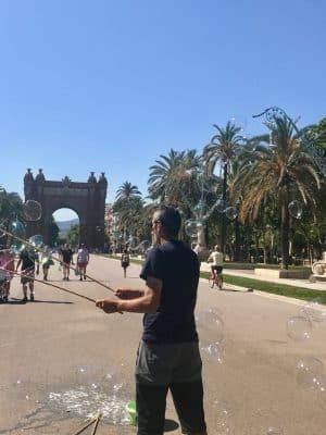 Barcelona em 36 Horas - Arc de Triomf