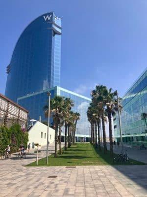 Barcelona em 36 Horas - Barceloneta - W Hotel
