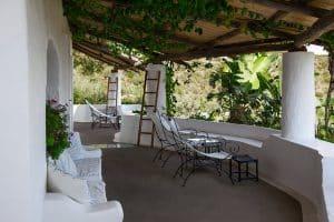 Hotel Raya - Panarea, Itália