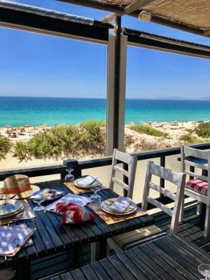 Restaurante Sal - Praia do Pego - Comporta, Portugal