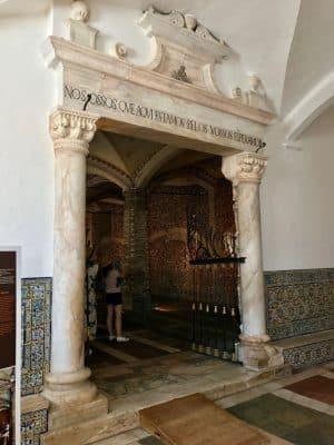 Capela dos Ossos - Évora - Alentejo, Portugal
