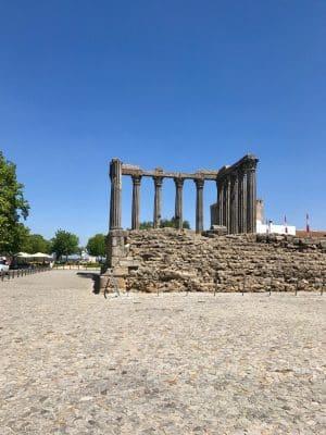 Templo de Diana - Évora - Alentejo, Portugal