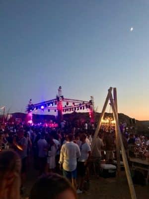 Mykonos em Julho - Alemagou - Ftelia