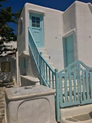 Mykonos em Julho - Little Venice