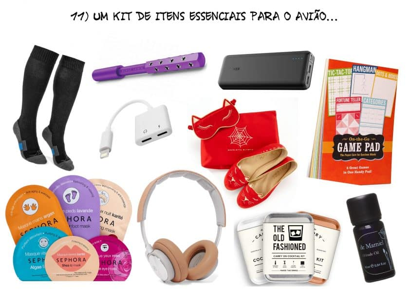 35 Presentes Para Quem Ama Viajar