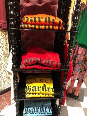Boutique - Gucci Garden - Florença, Itália