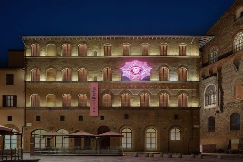Palazzo della Mercanzia - Gucci Garden - Florença, Itália