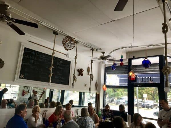 Onde Comer em Miami - Sapore di Mare Coconut Grove