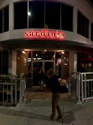 Onde Comer em Miami - Sardinia - Sunset Harbour