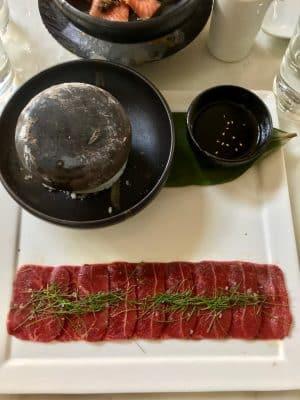 Onde Comer em Miami - Makoto Bal Harbour