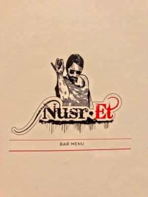 Onde Comer em Miami - Nusr-Et - Brickell